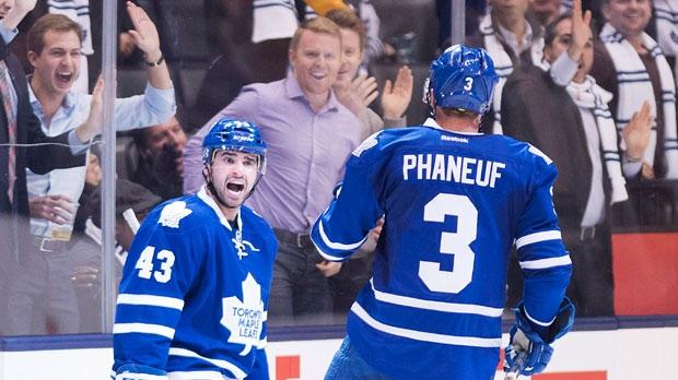 Toronto Maple Leafs forward Nazem Kadri