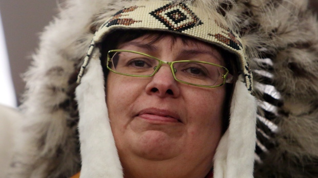 Attawapiskat chief Theresa Spence hunger strike