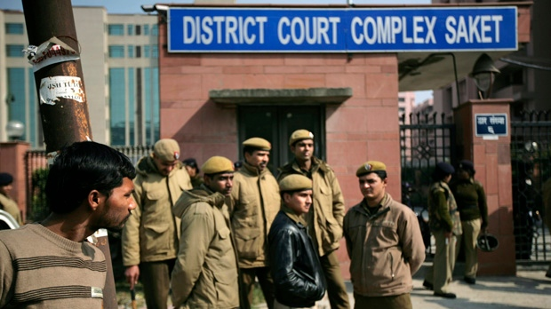 India gang rape death suspects trial court