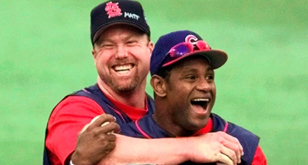 Sammy Sosa, Hall of Fame, Mark McGwire