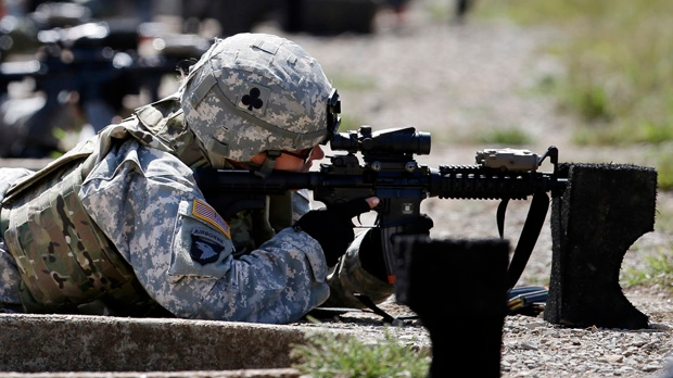 U.S. lifts ban on women in combat