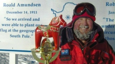 Bob Heath pilot missing Canadians Antarctica