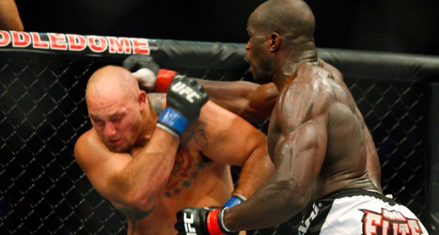Shawn Jordan, UFC, football