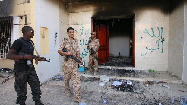 Canada travel warning Benghazi Libya
