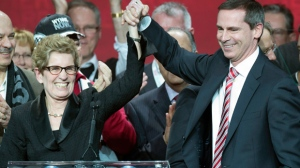 Wynne, McGuinty, liberal, convention