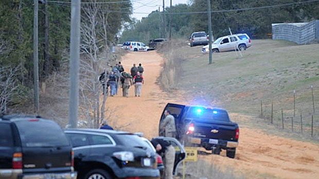 Alabama standoff bus driver killed child abducted