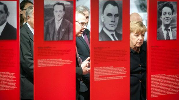 Germany 80th anniversary Adolf Hitler chancellor