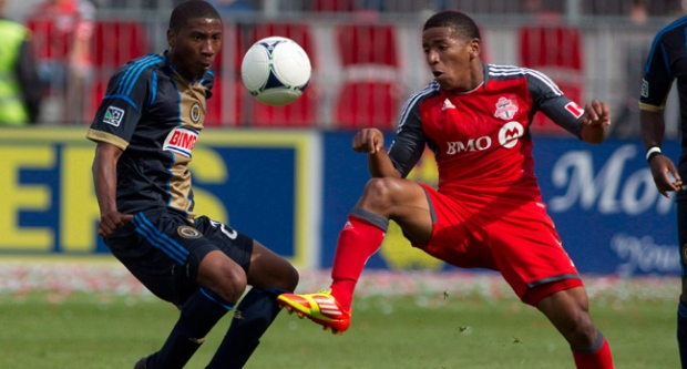 Joao Plata, Trade, Toronto FC