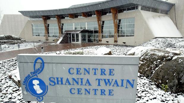 Shania Twain Centre Timmins Ontario closing