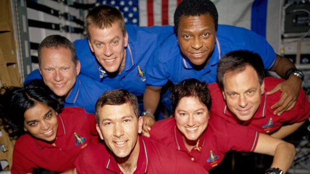 Space shuttle Columbia accident 10th anniversary