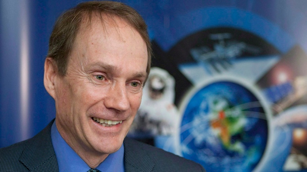 Steve MacLean leaves Canadian Space Agency