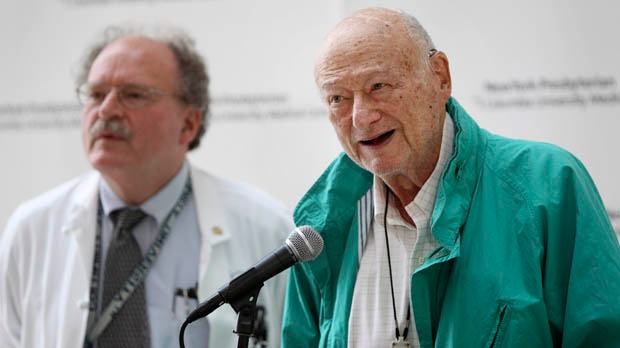 Former New York City mayor Ed Koch dies at 88