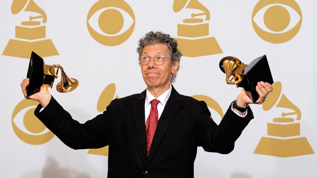 Chick Corea, jazz, grammy, awards