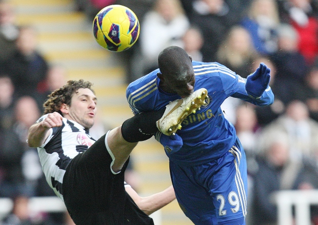 Newcastle United Chelsea soccer