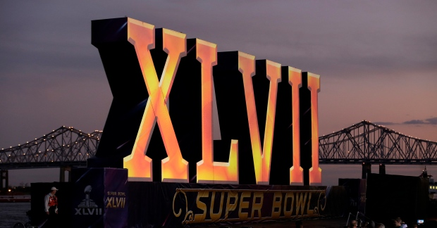 NFL Super Bowl XLVII entertainment