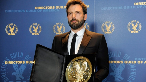 Ben Affleck, argo, directors guild