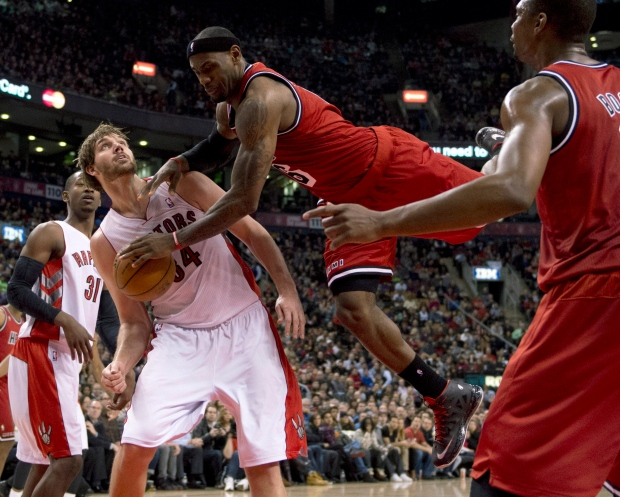 Miami Heat beat Raptors