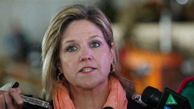 NDP leader Andrea Horwath auto insurance rates