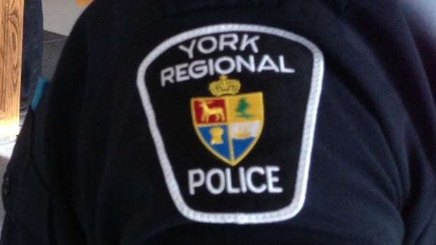 York Regional Police logo file photo
