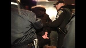 podolec Super Bowl raid, Le Park, arrests, bust