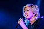 'Lights' singer Ellie Goulding made a stop at the Commodore Ballroom in Vancouver, B.C., on Feb. 5, 2013, as part of her Halcyon tour. (Anil Sharma/Special to CTV News)