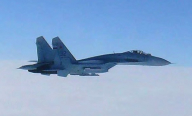 Japan says Russian fighter jets intruded airspace