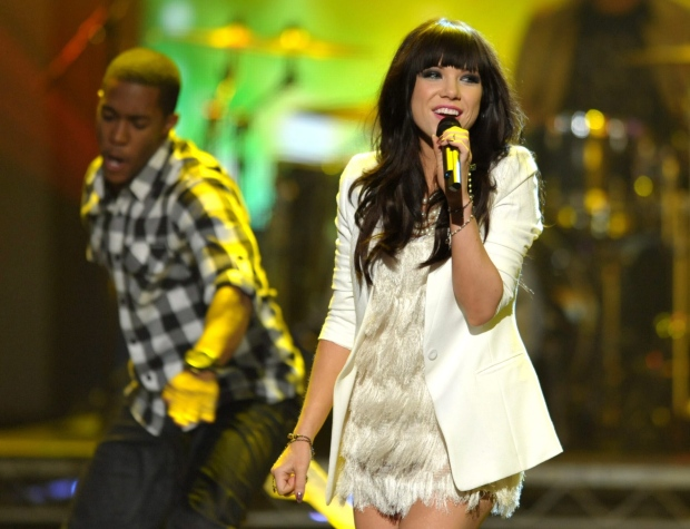 Carly Rae Jepsen Call Me Maybe Grammy Awards