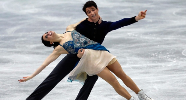 Tessa Virtue, Scott Moir, four continents