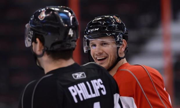 Ottawa Senators' Jason Spezza