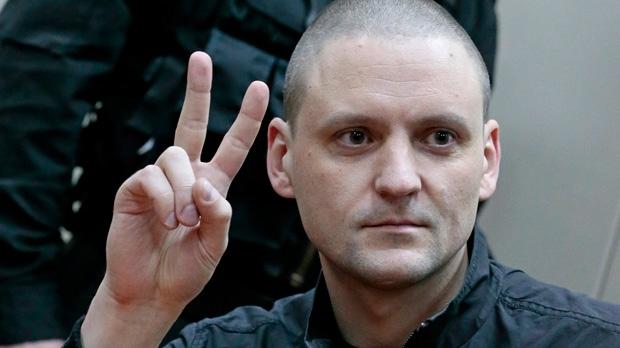 Sergei Udaltsov, russia, house arrest