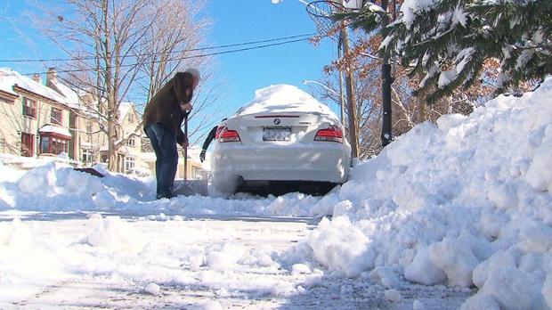 snow shovelling deaths