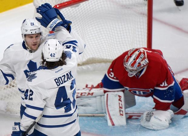 Toronto Maple Leafs beat habs