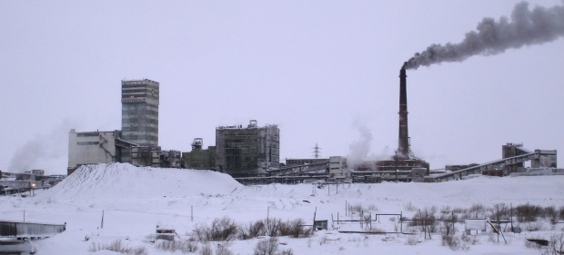 Vorkutinskaya mine blast northern Russia