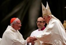 Cardinal Marc Ouellet Pope Benedict XVI