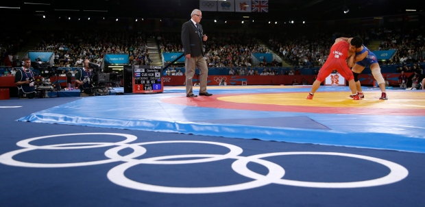 IOC drops wrestling from 2020 Olympic Games