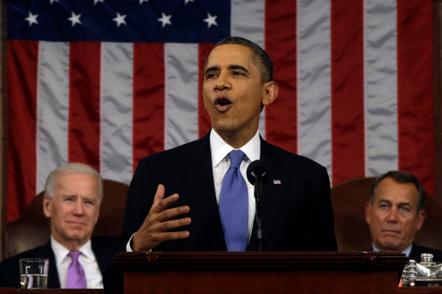 Obama, State of the Union