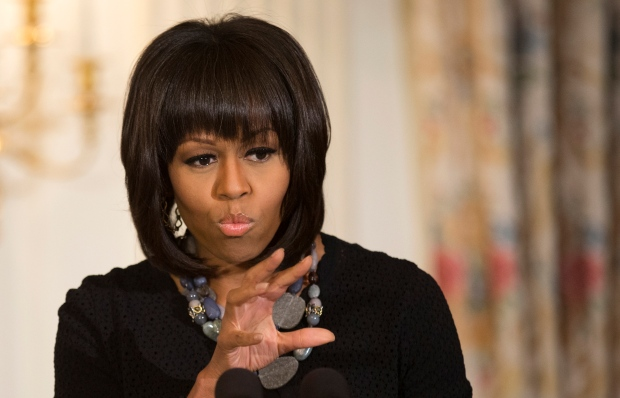 Michelle Obama Beasts of the Southern Wild meeting