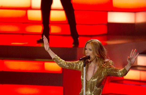 Celine Dion cancels Las Vegas shows sinusitis