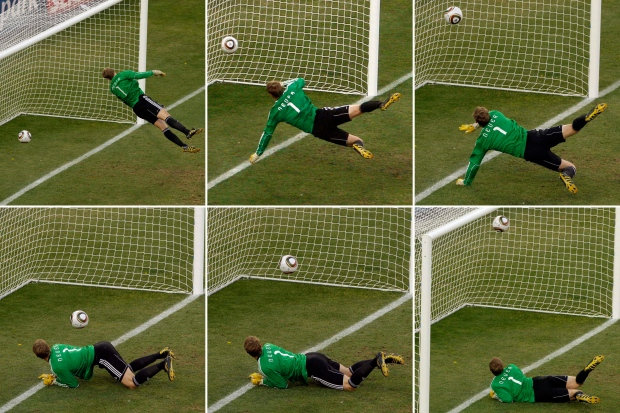 Fifa goal-line