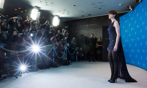 Anne Hathaway best dressed Costume Designers Guild