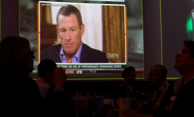 Lance Armstrong deadline interview USADA