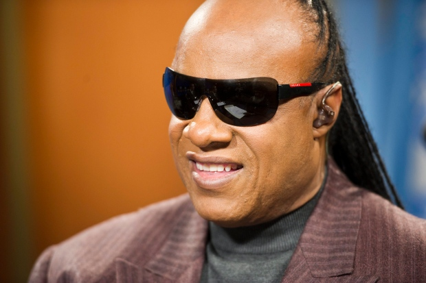 Stevie Wonder UN Day Concert devoted to peace