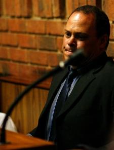 Hilton Botha investigator Oscar Pistorius case