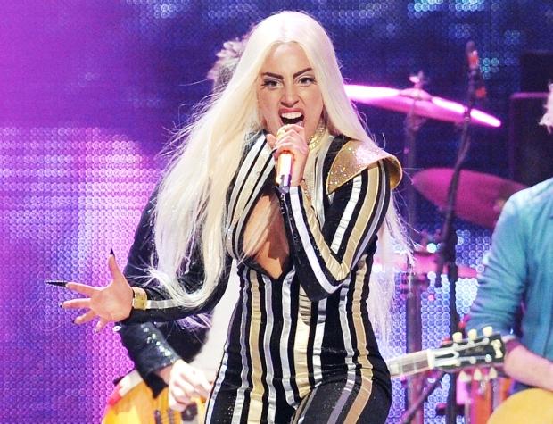Lady Gaga blog hip surgery thanks fans