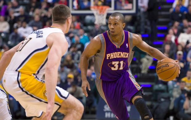 Sebastian Telfair, Phoenix Suns, trade deadline