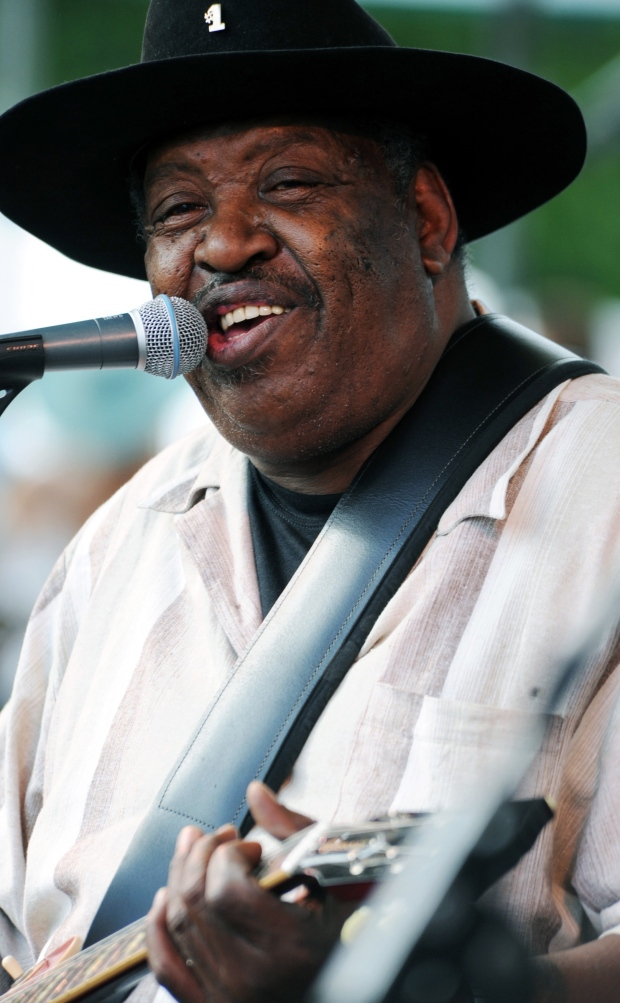 Magic slim, blues, chicago