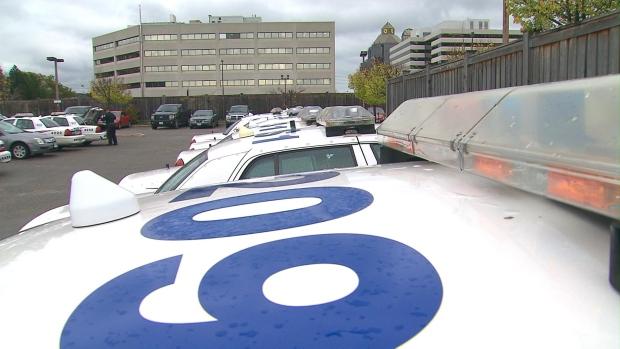 Toronto Police Service file photo
