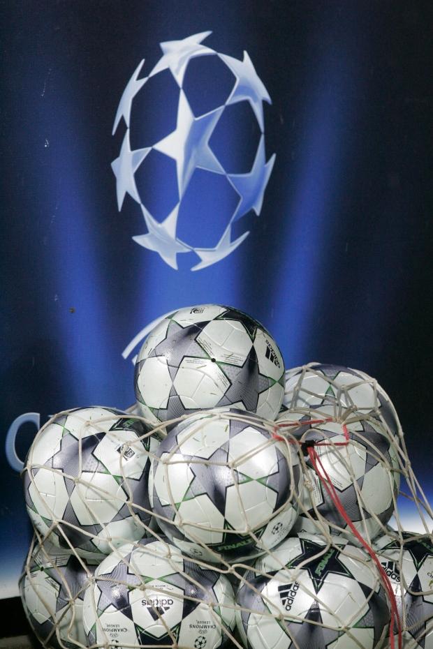 UEFA, champions league, paul elliot