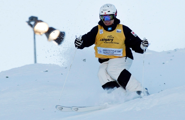 Mikael Kingsbury, moguls, world cup