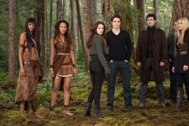Twilight Saga named worst film at Razzies